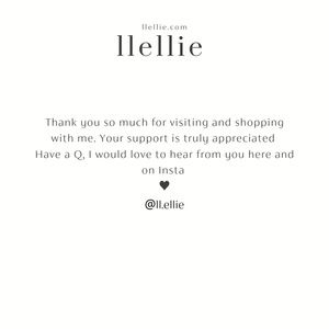 llellie Other - • about us •